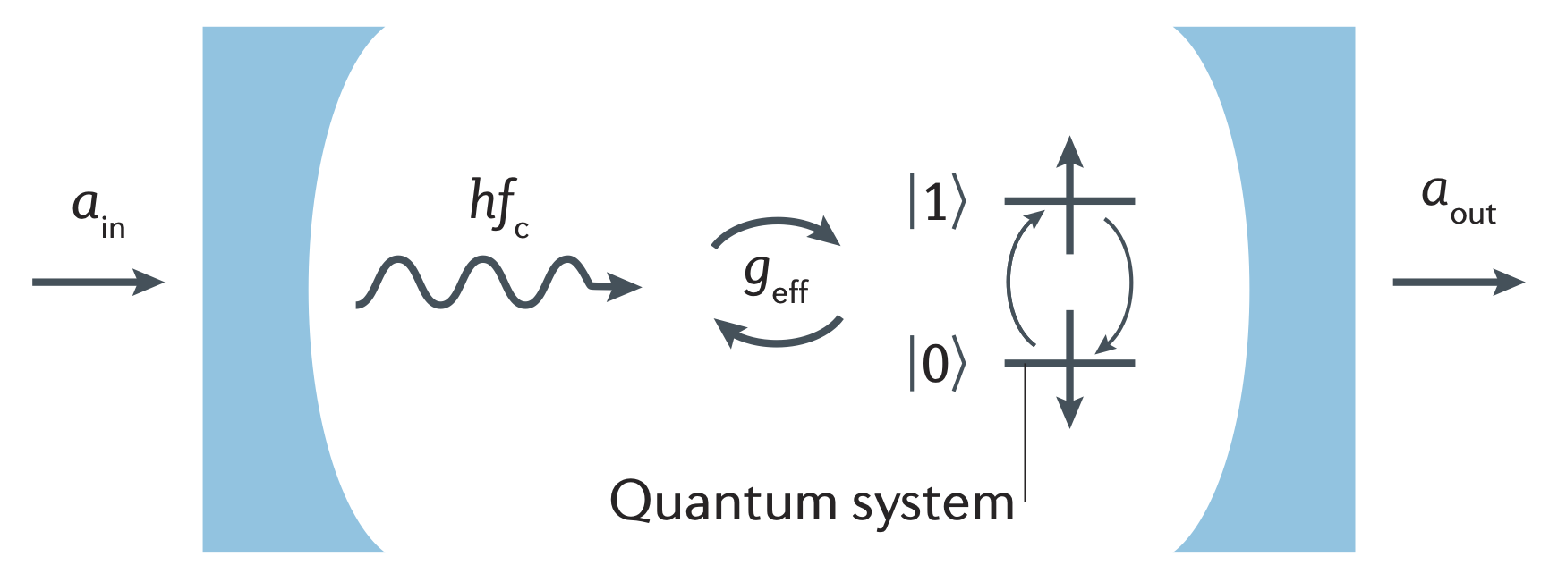 Superconductor–semiconductor hybrid-circuit quantum electrodynamics